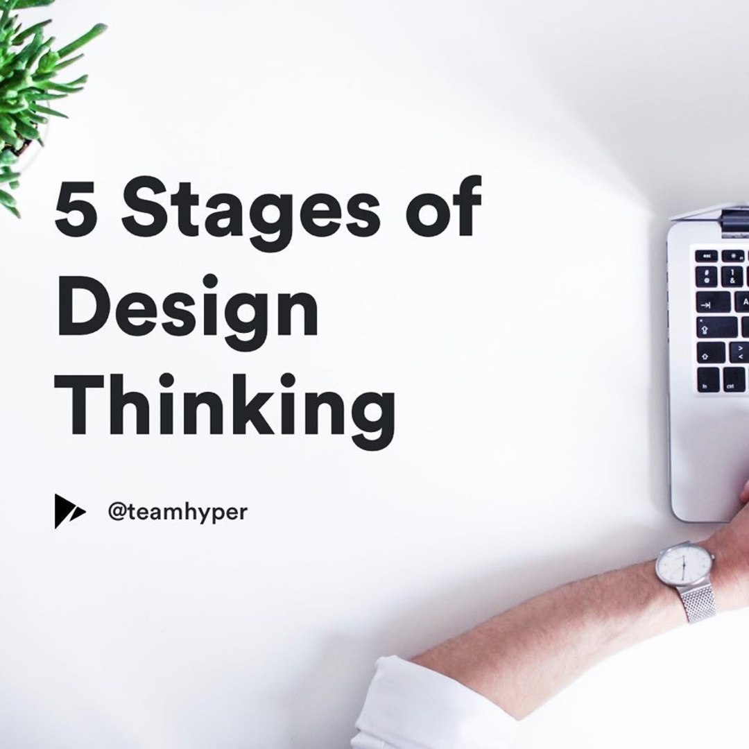 5 Stages of Design Thinking