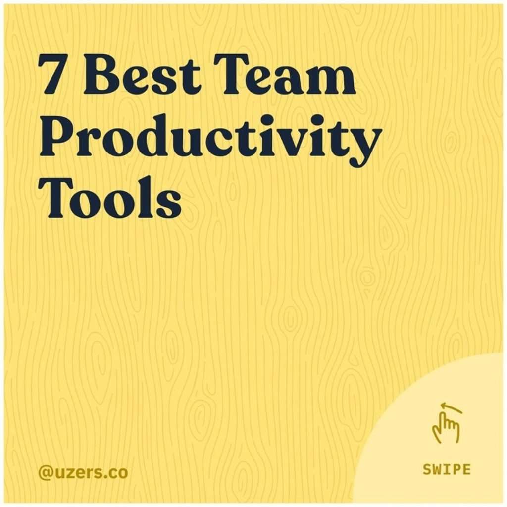7 Best Team Productivity Tools