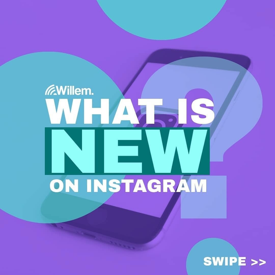 What is new on Instagram?