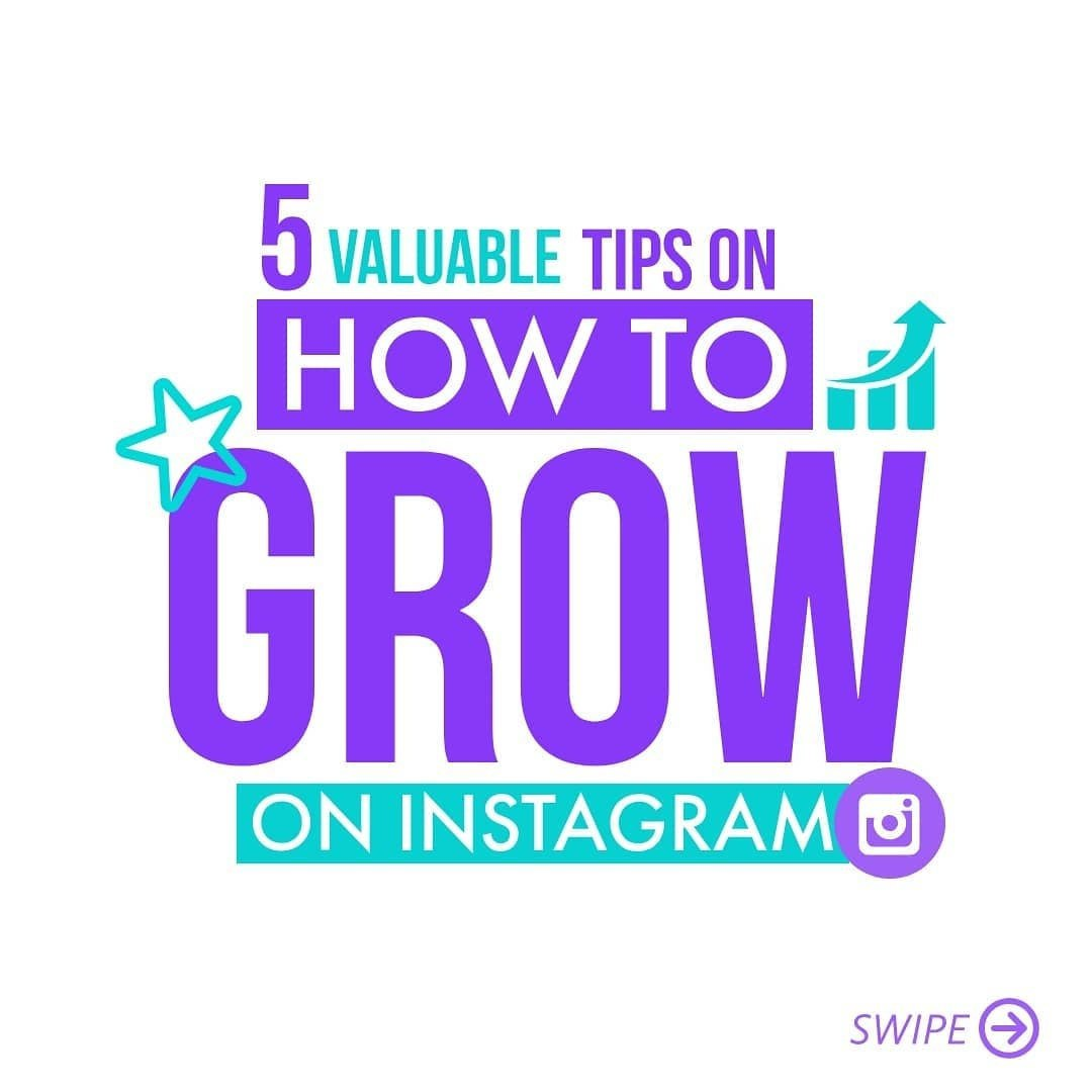 5 Valuable Tips On How To Grow On Instagram