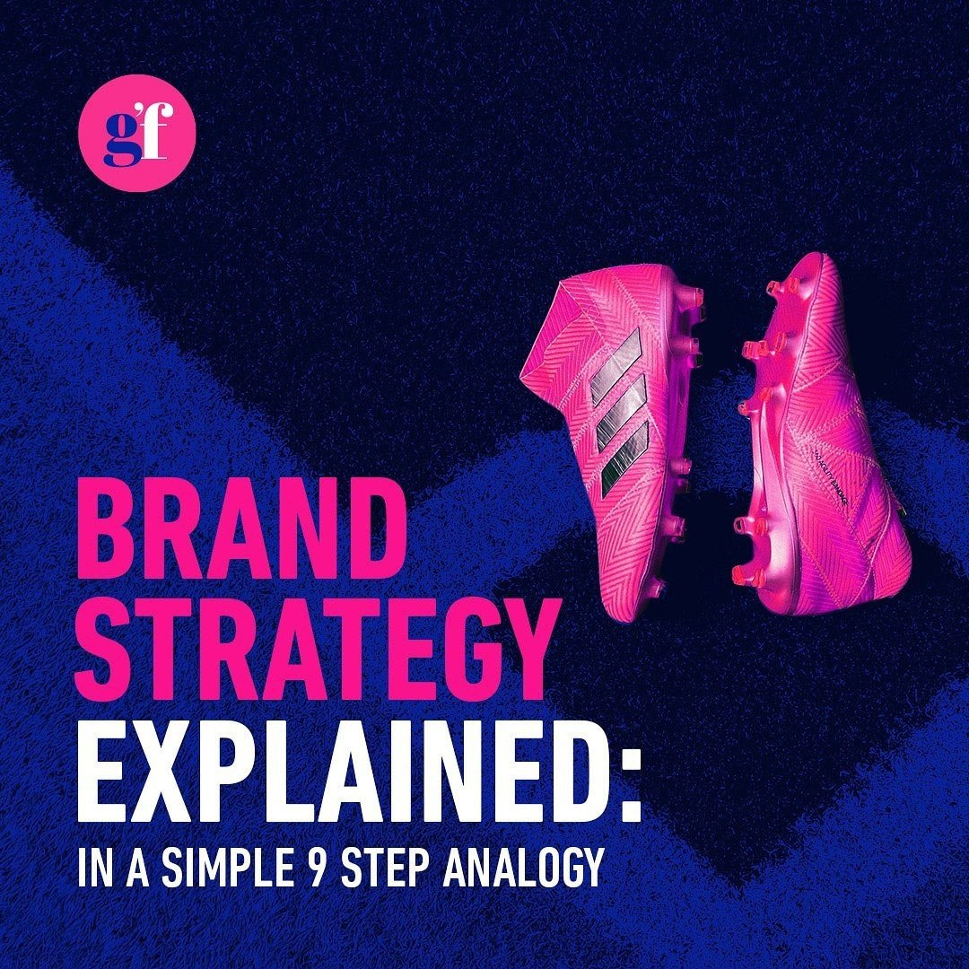Brand Strategy Explained: 9 Simple Steps