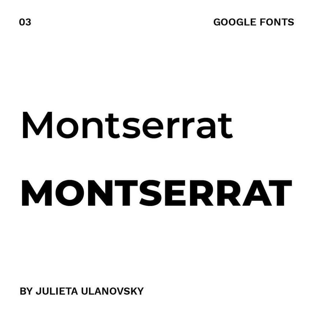 3. Montserrat by @julietaula