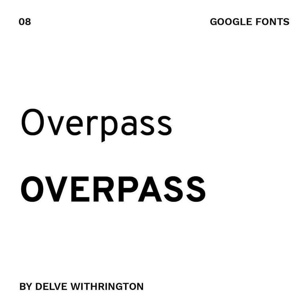 8. Overpass by @delvew