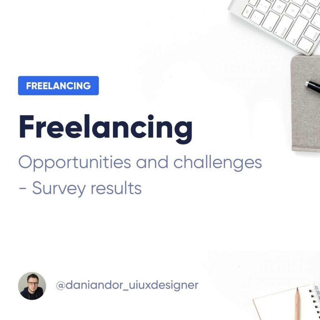 Freelancing. Opportunities and challenges