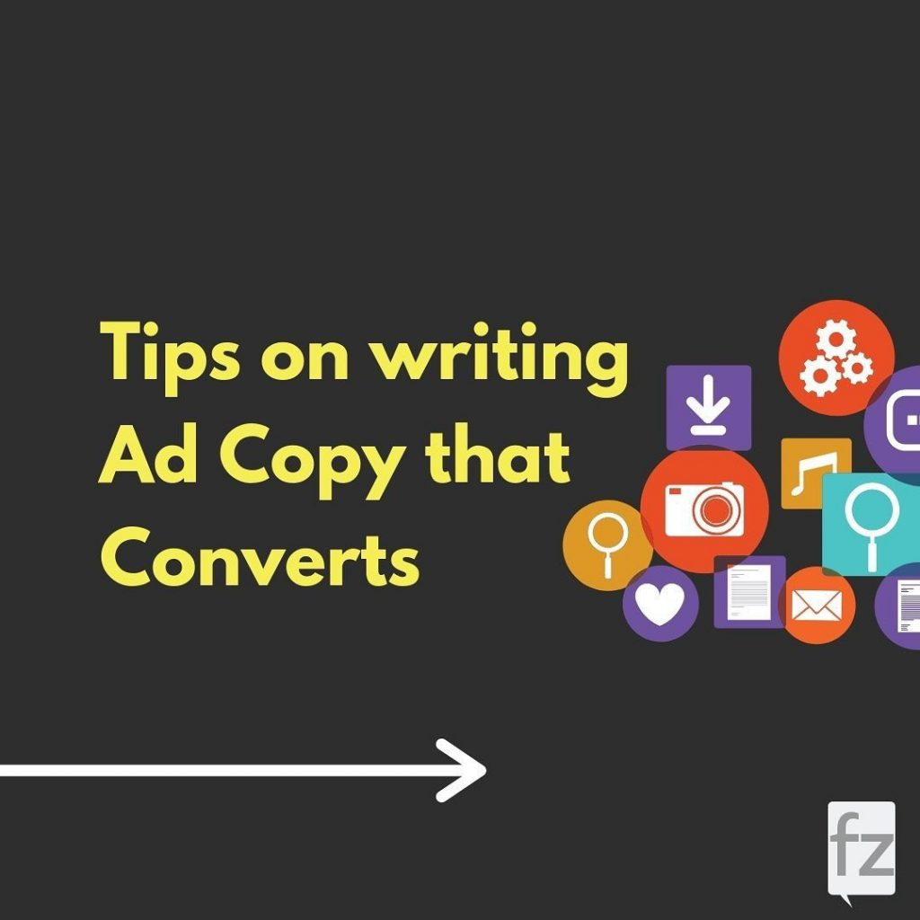 Tips on writing Ad Copy that Converts