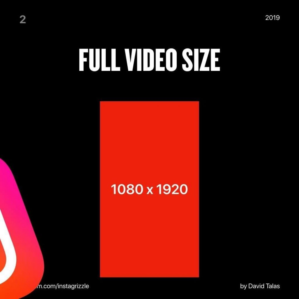 Full Video Size  1080x1920