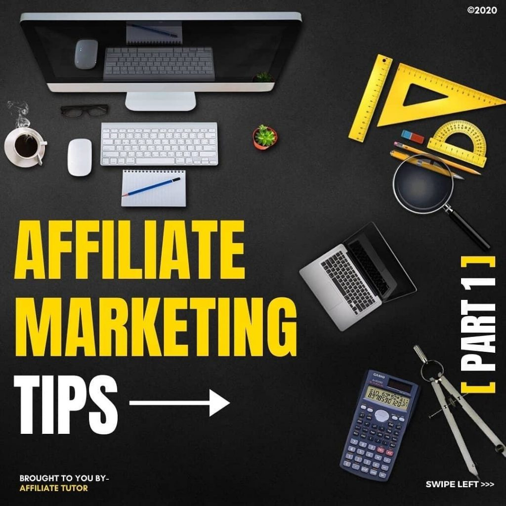 Affilate Marketing Tips