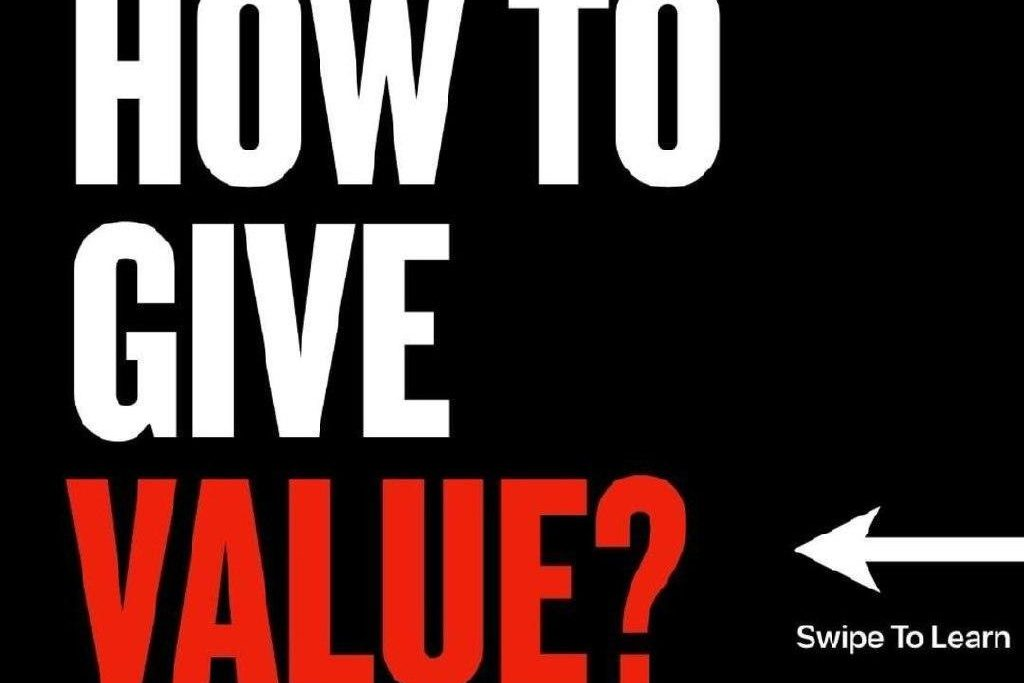How to Give a Value?