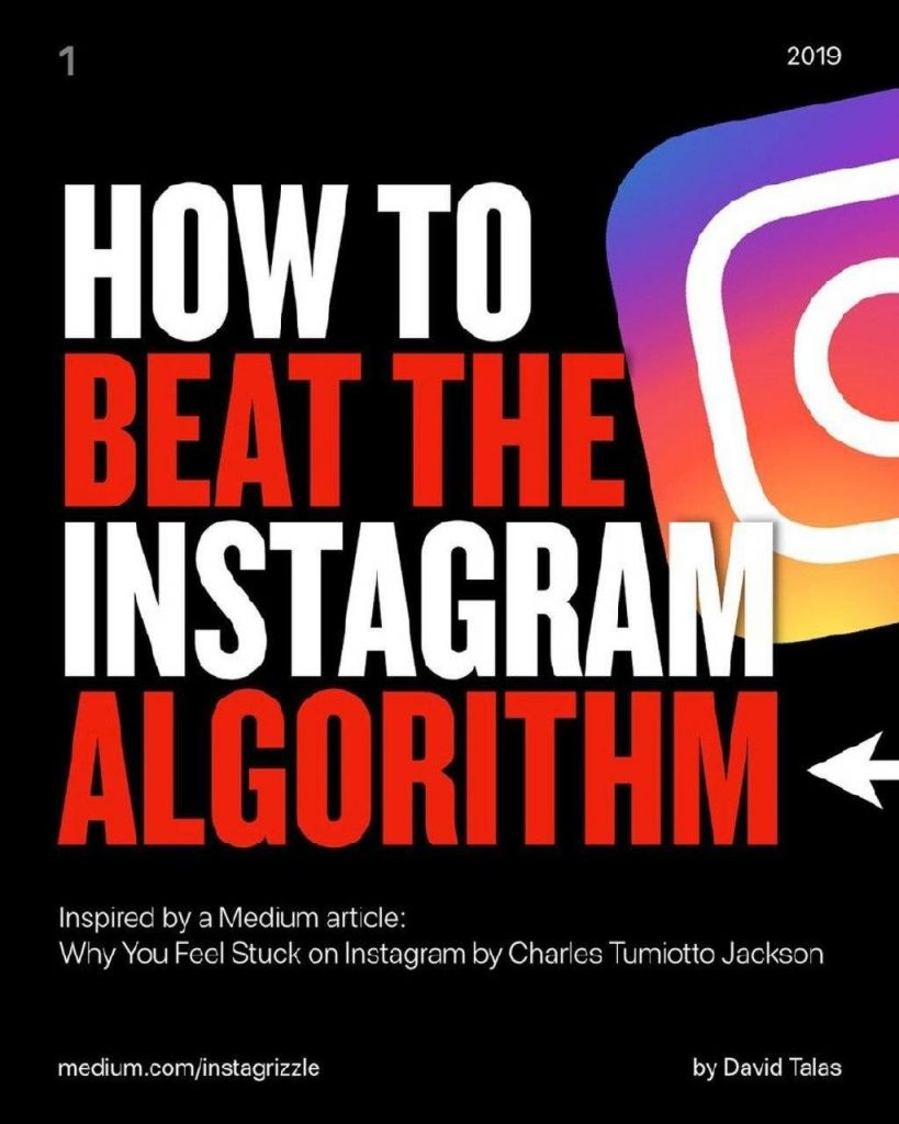 How to Beat the Instagram Algorithm?