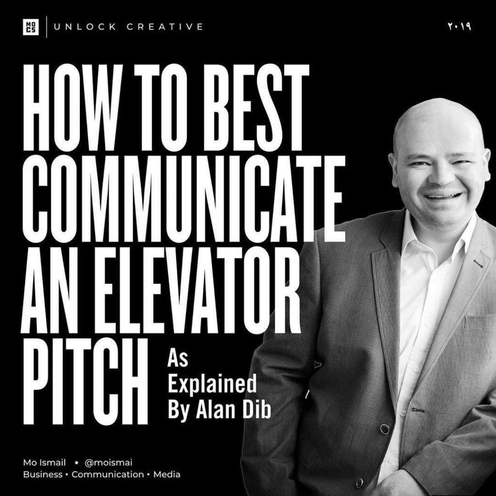 How to Best Communicate an Elevator Pitch