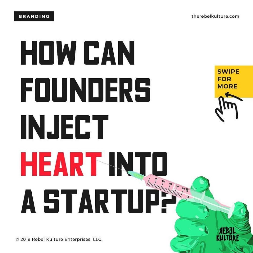 How Can Founders Inject Heart Into Startup