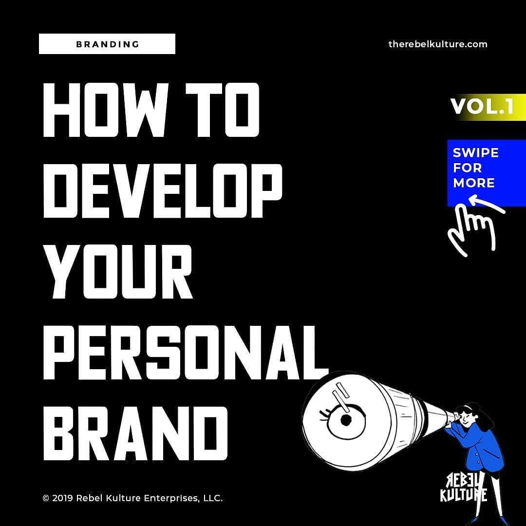 How To Develop Your Personal Brand