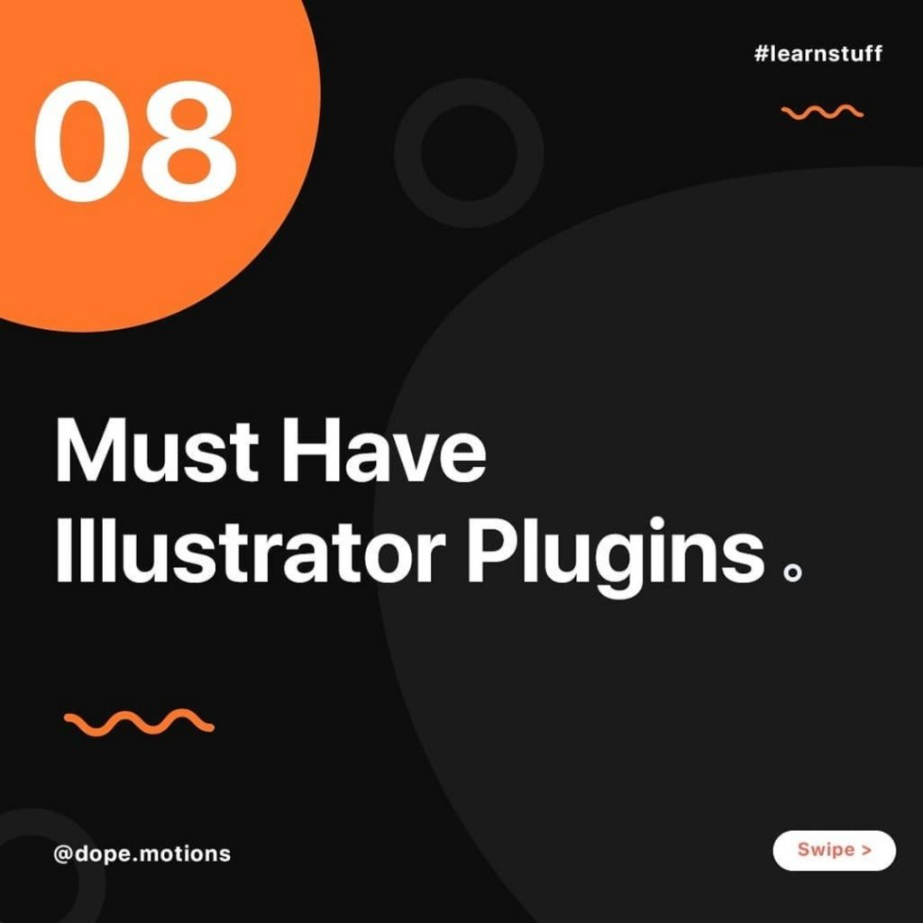 8 Must Have Illustrator Plugins