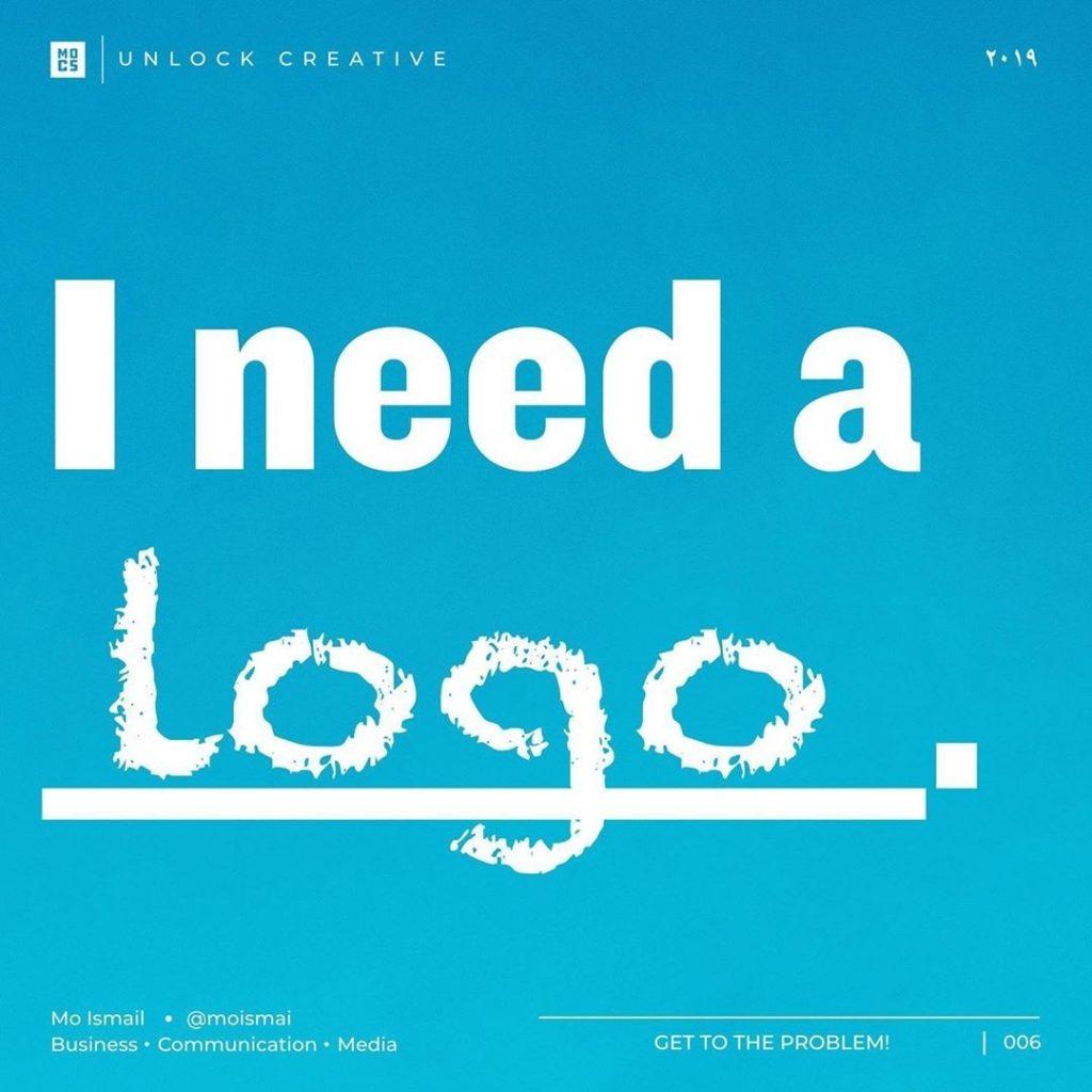 I need a logo