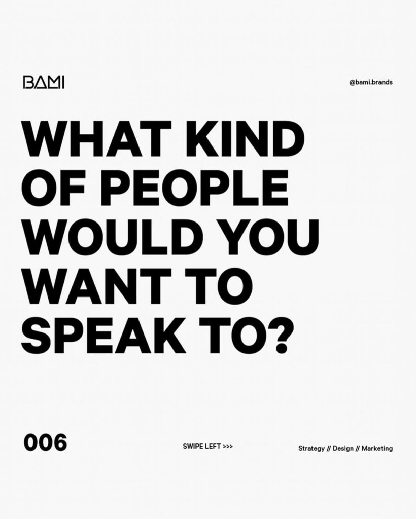 WHAT KIND OF PEOPLE WOULD YOU WANT TO SPEAK TO?