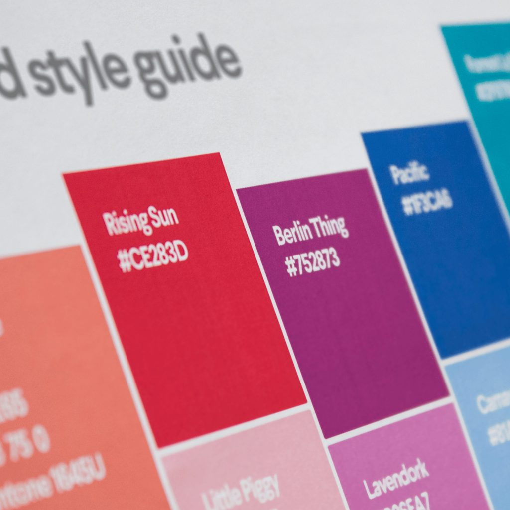 Why is a variety of styles important in content marketing?
