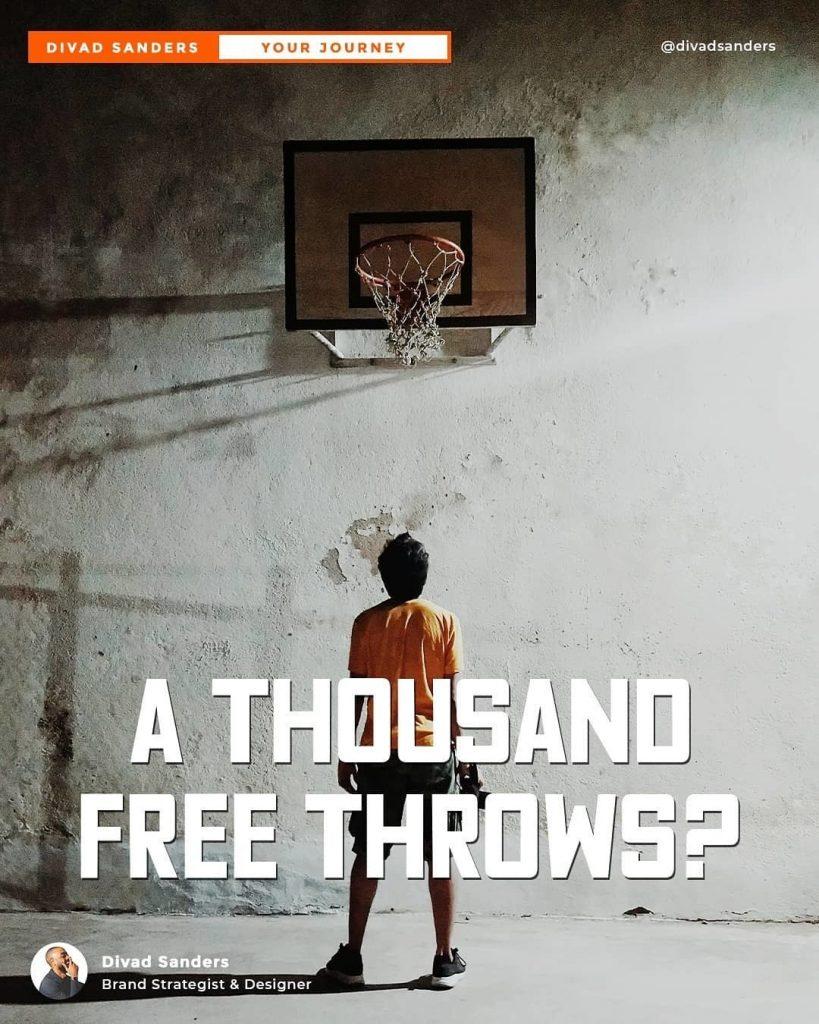 A Thousand Free Throws?