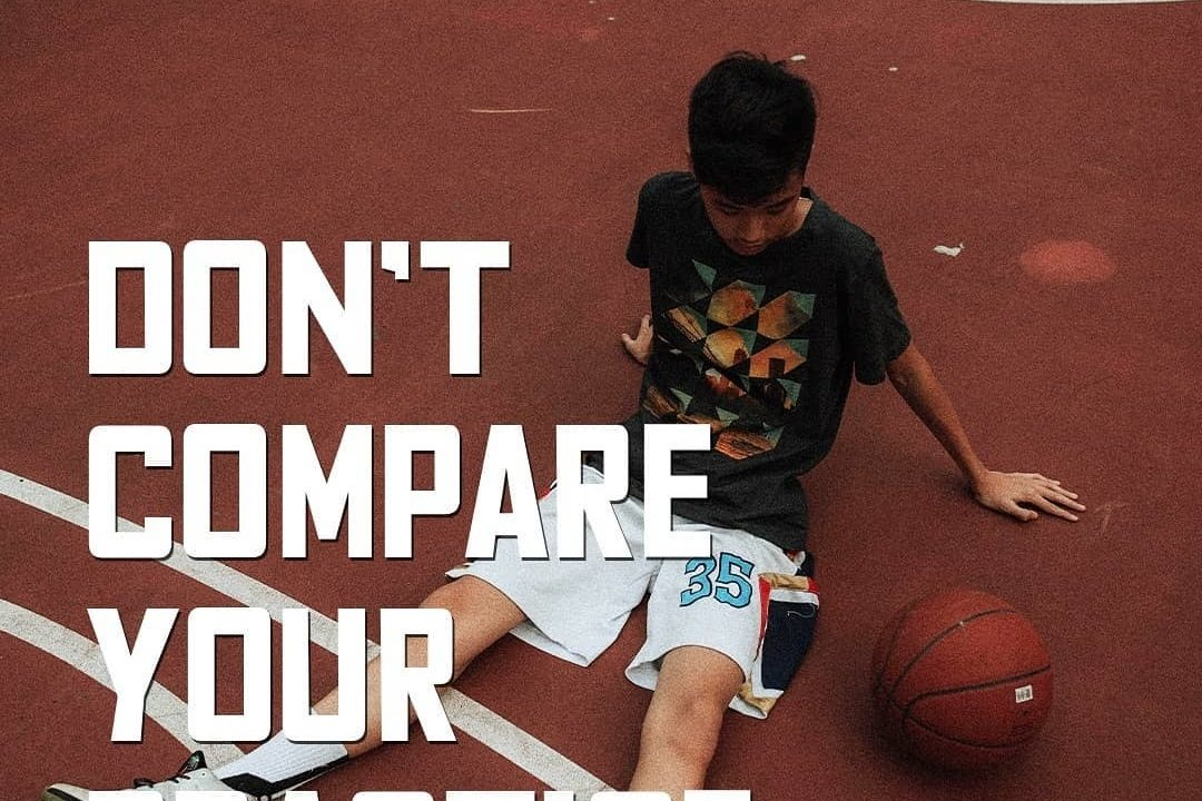 Don't Compare Your Practice…