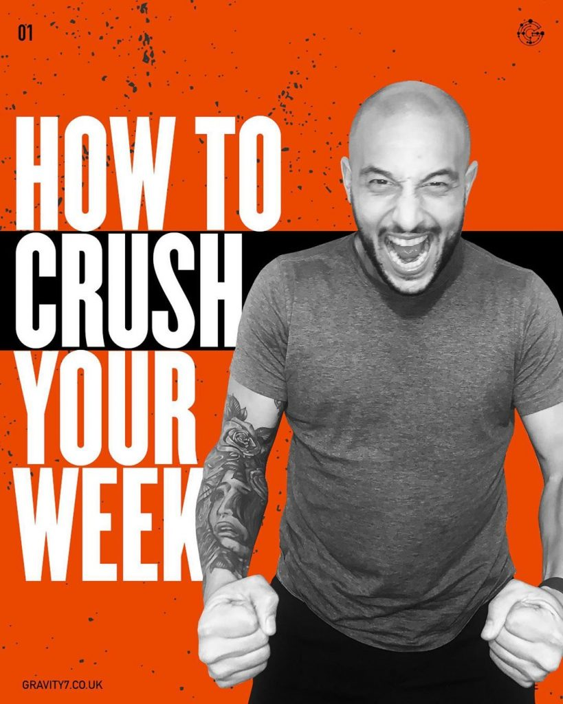 How to Crush Your Week