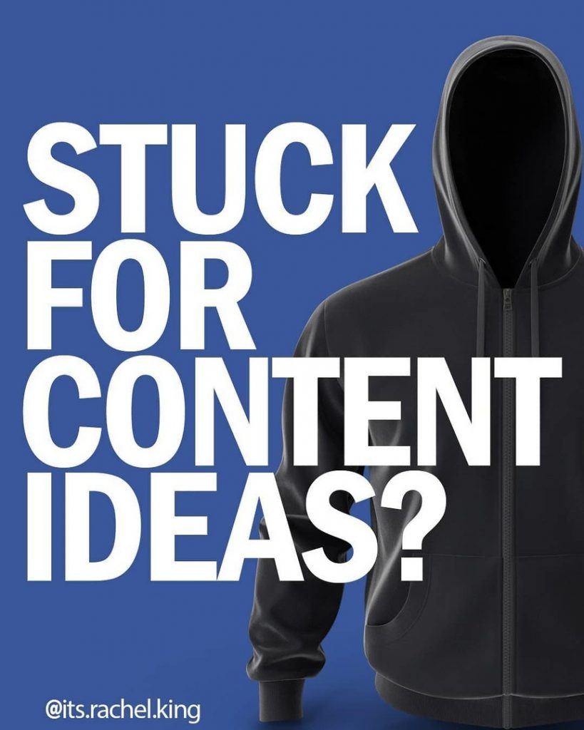 Stuck For Content Ideas?