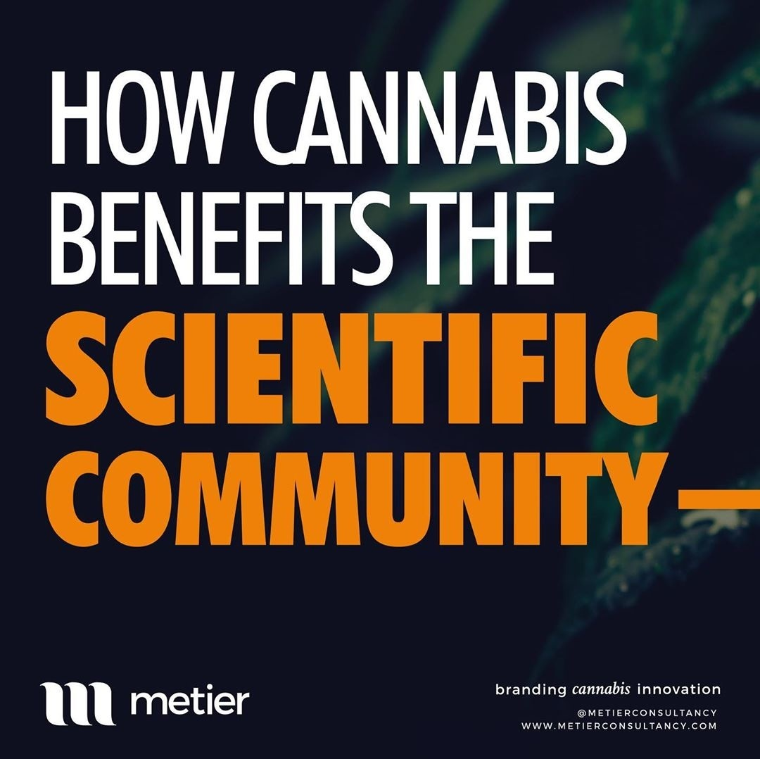 How Cannabis Benefits the Scientific Community