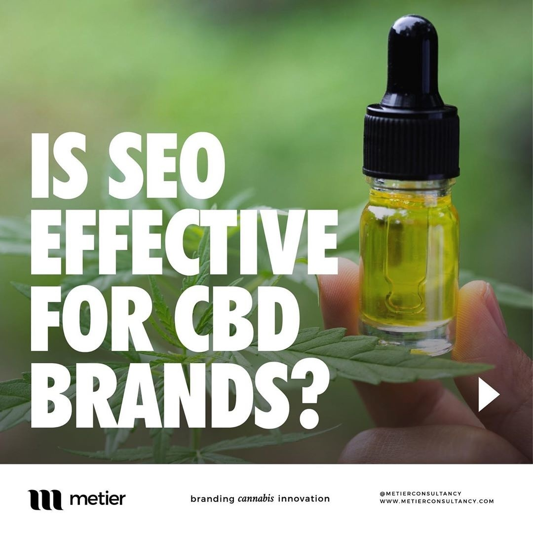 Is SEO Effective for CBD Brands?