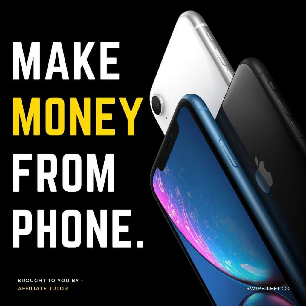 Make Money from Phone