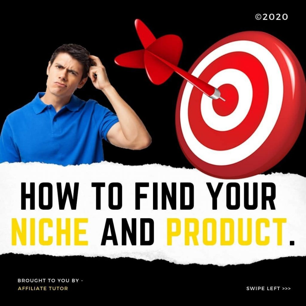 How to Find Your Niche and Product?