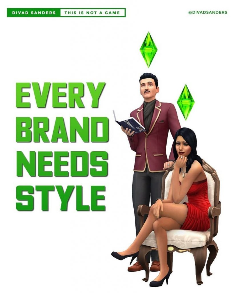 Every brand needs style