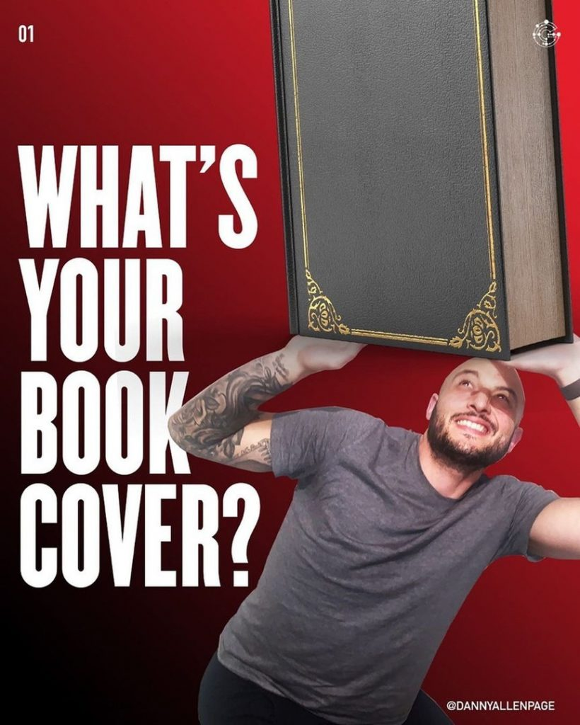 What's Your Book Cover?