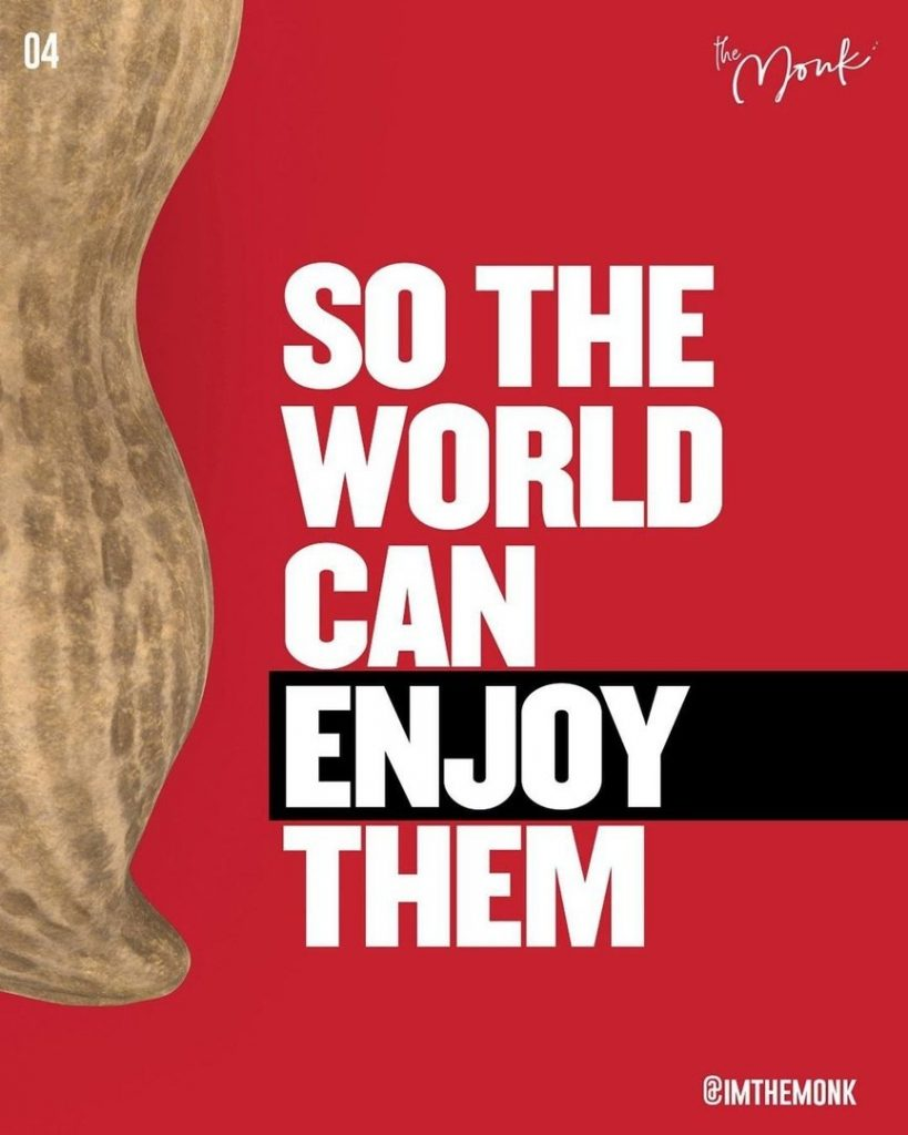 So the world can enjoy them